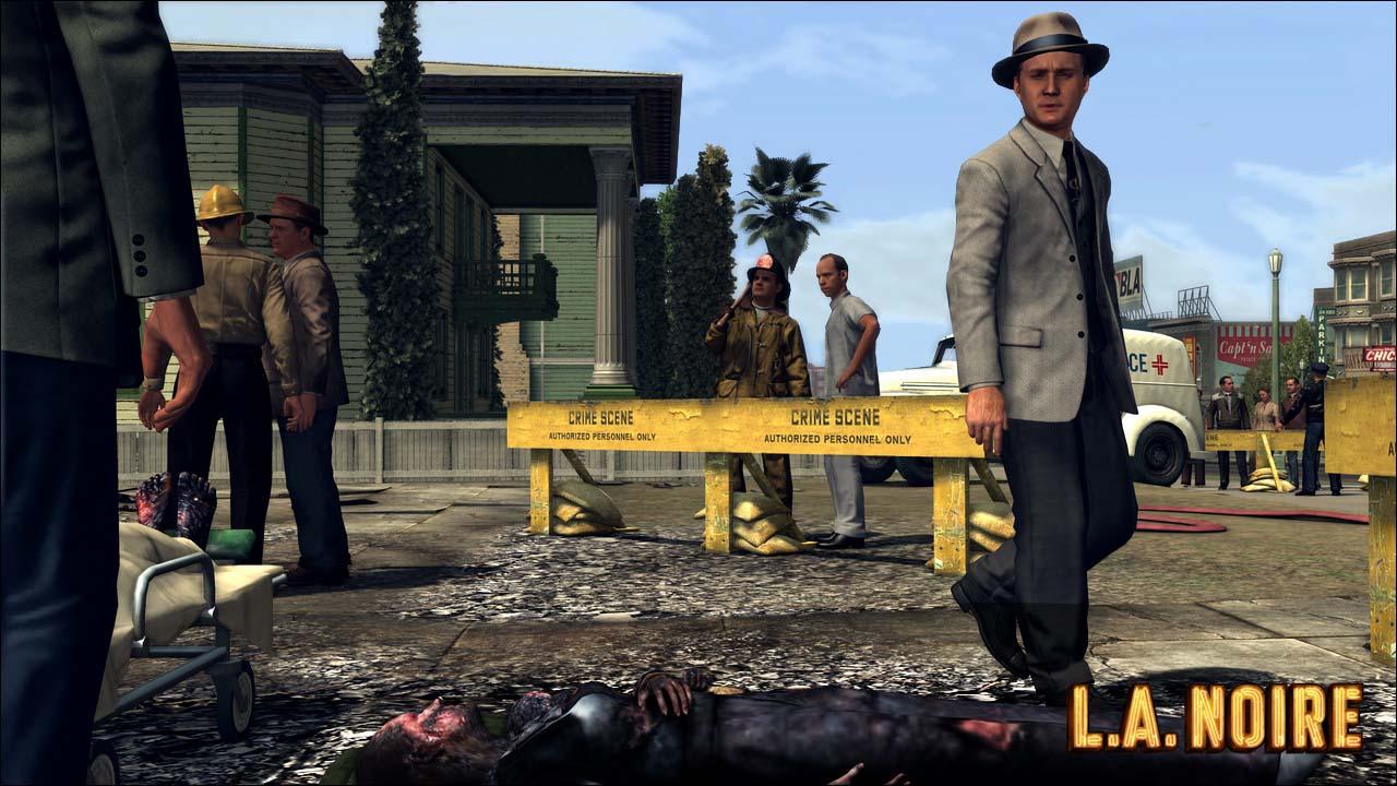 Games - LA Noire