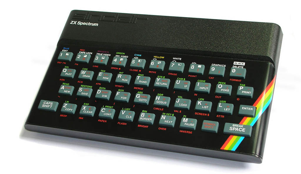 Game Idea - ZX Spectrum