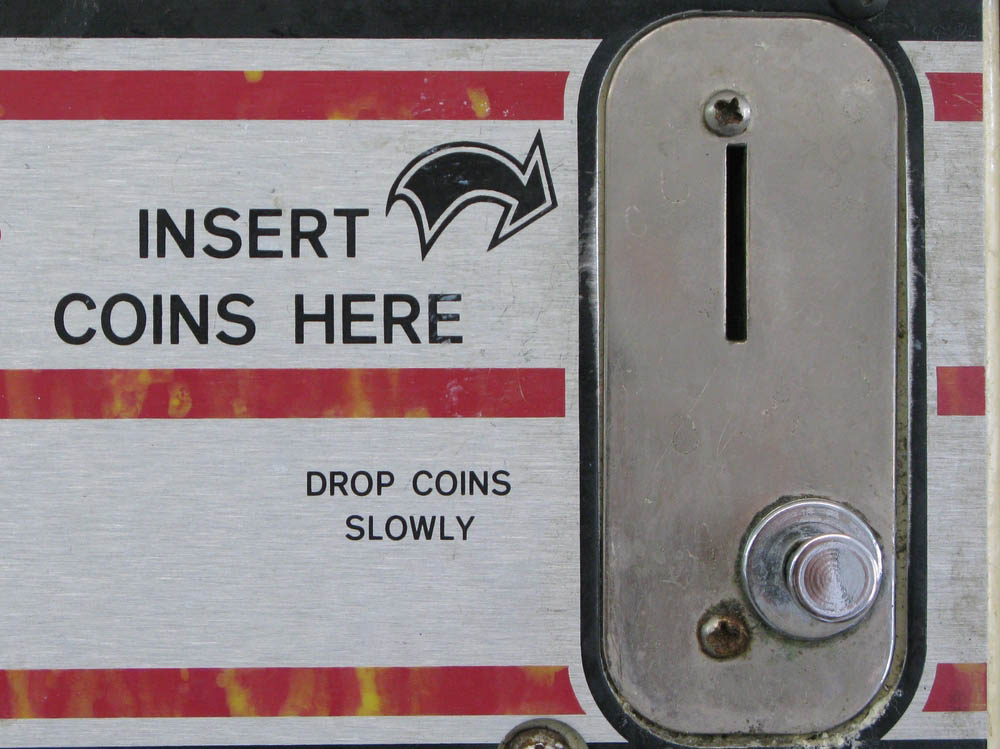 Digital Revolution - Insert Coin