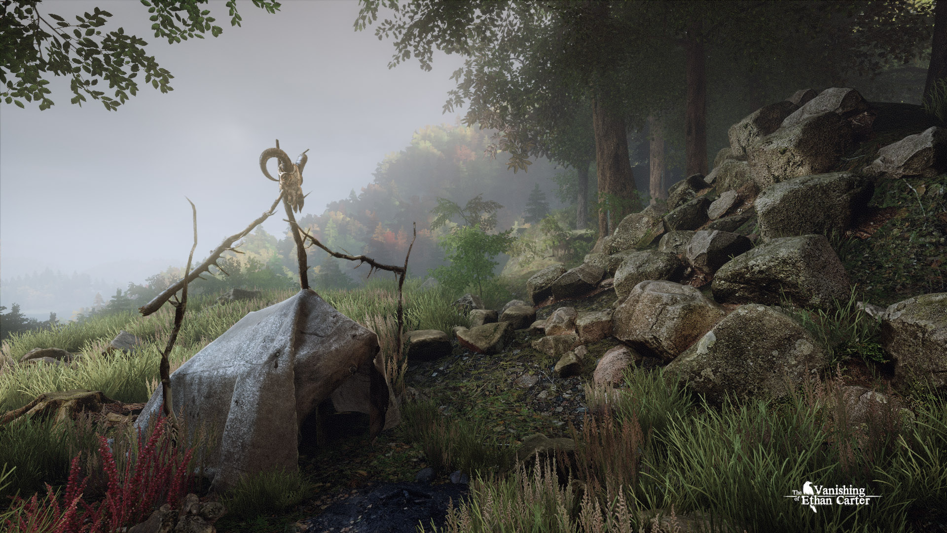 The Vanishing of Ethan Carter 01