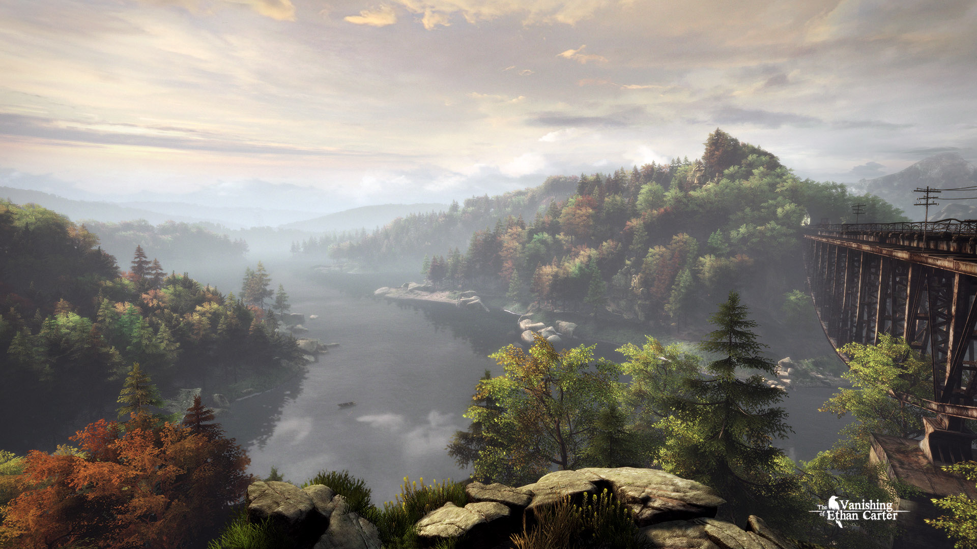 The Vanishing of Ethan Carter 03