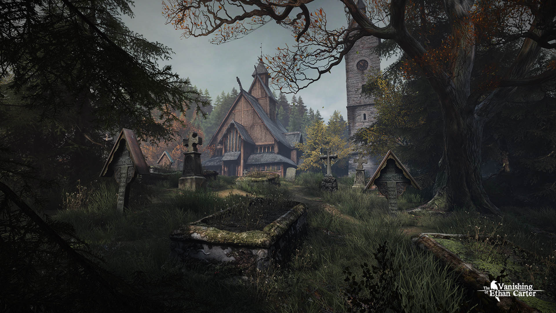 Photogrammetry - The Vanishing of Ethan Carter