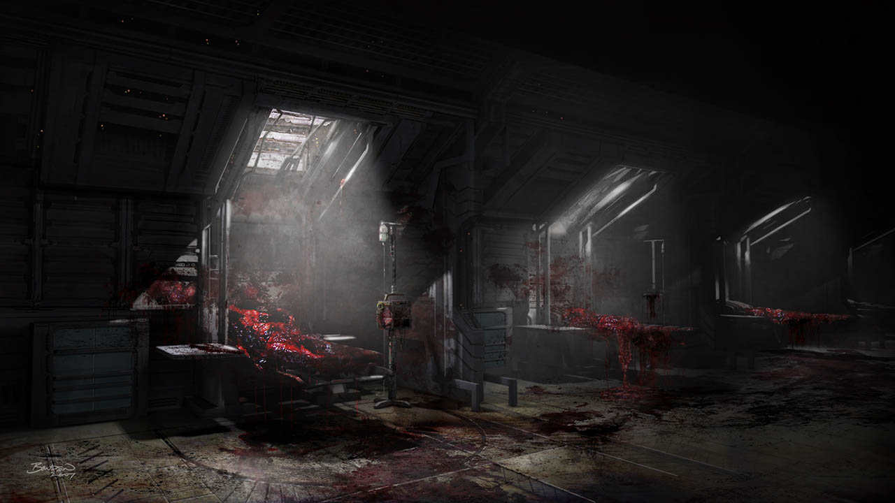 The Secret of Immersive Game Worlds - Dead Space