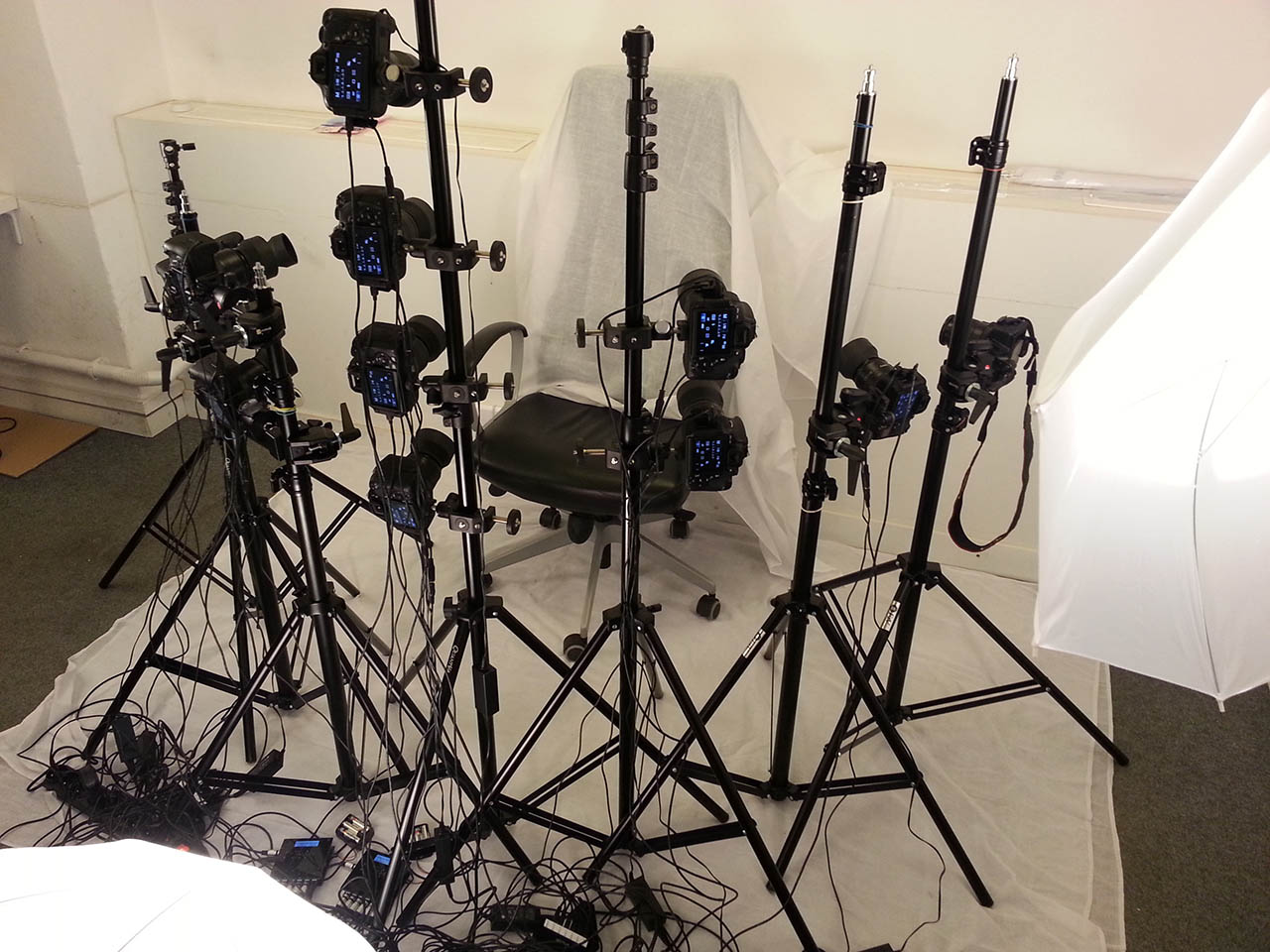 Photogrammetry - Setup