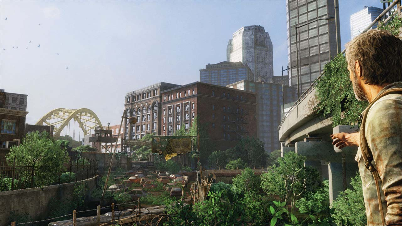The Secret of Immersive Game Worlds - TLOU