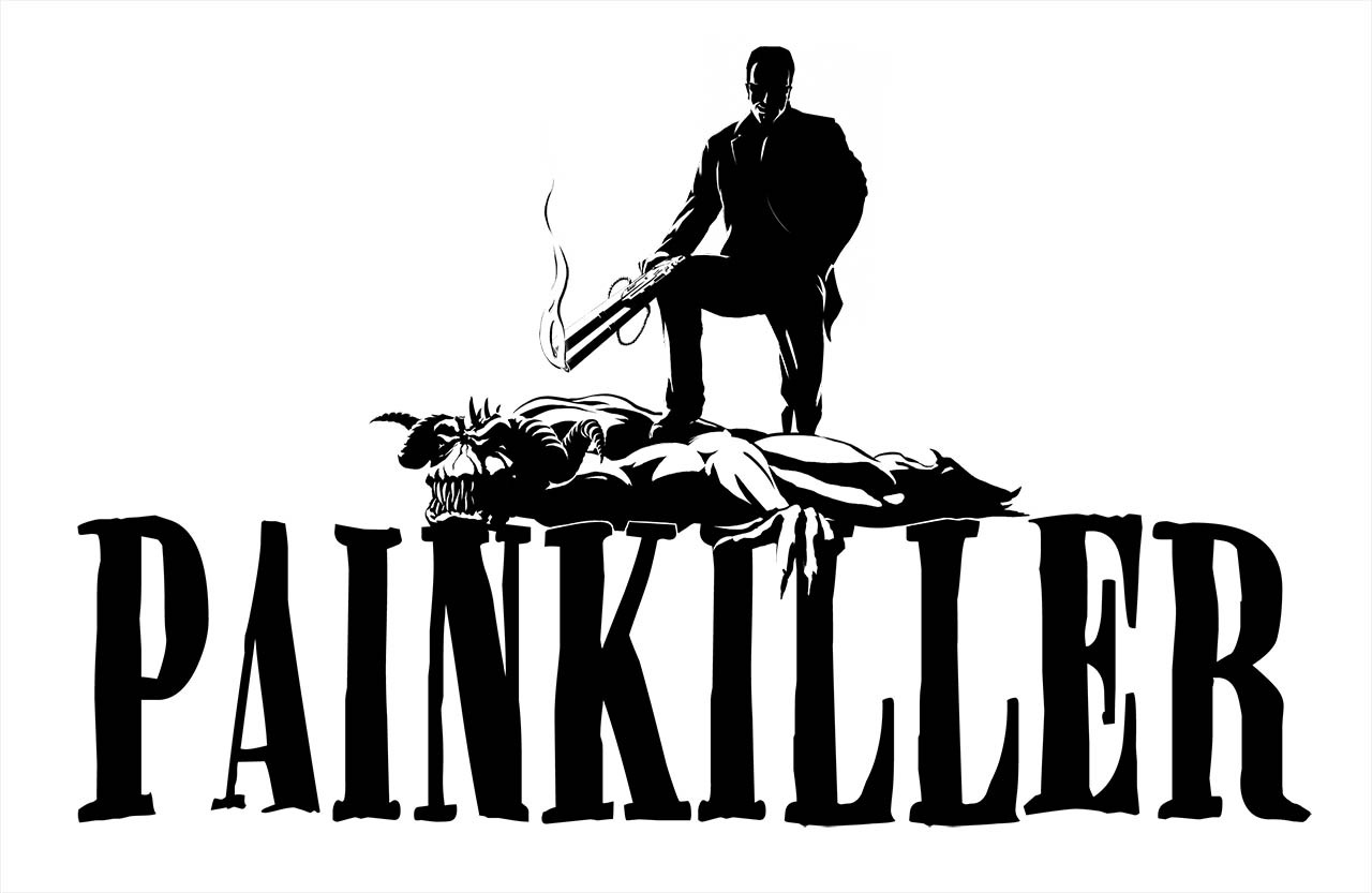 Painkiller Logo 2