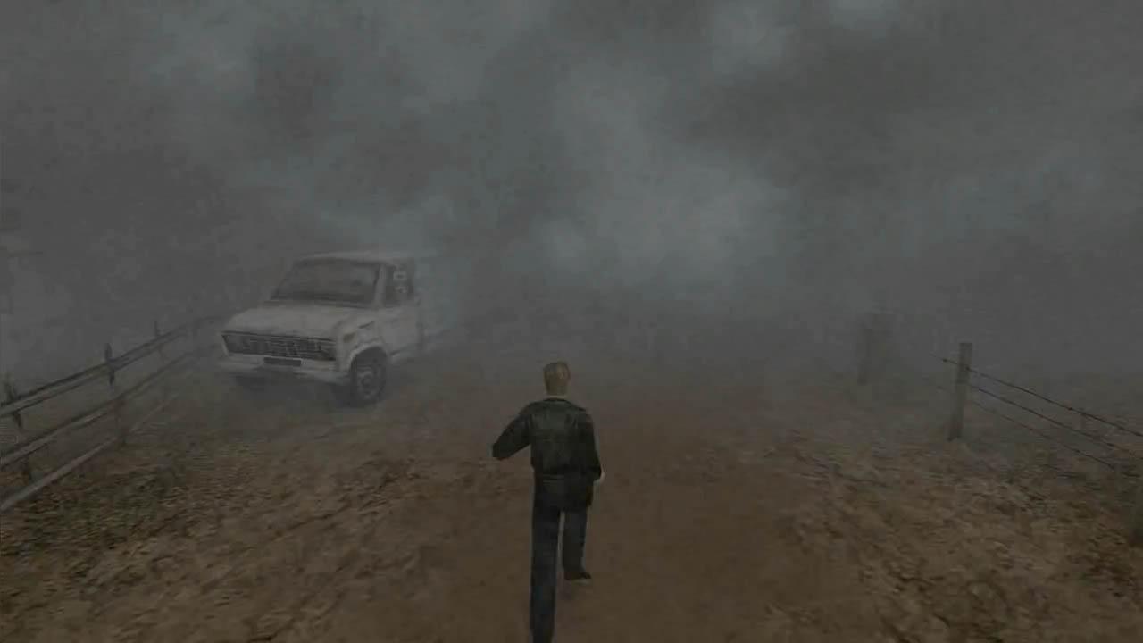 silent hill 2 james car