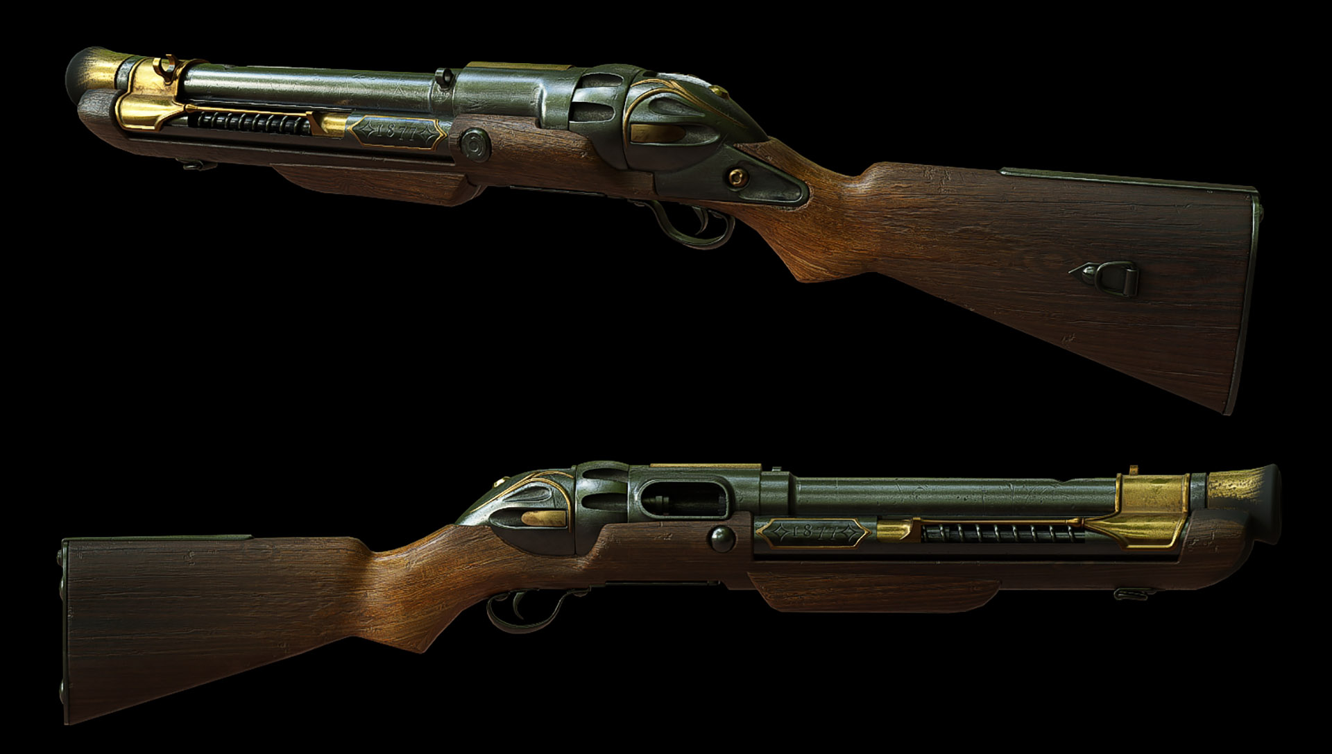 Witchfire Shotgun