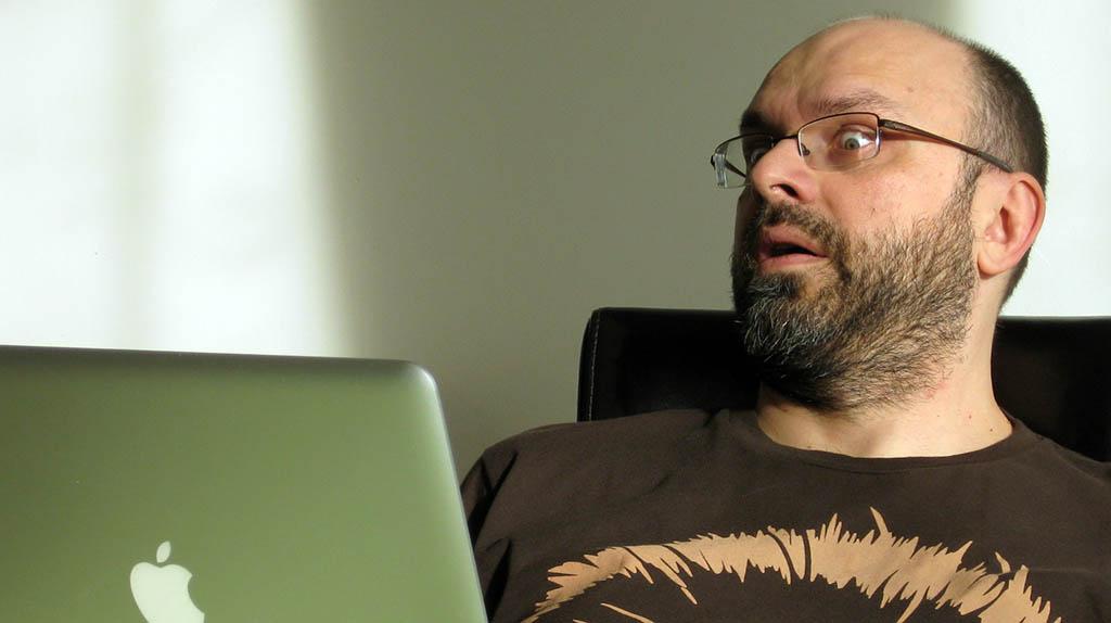 Adrian reading