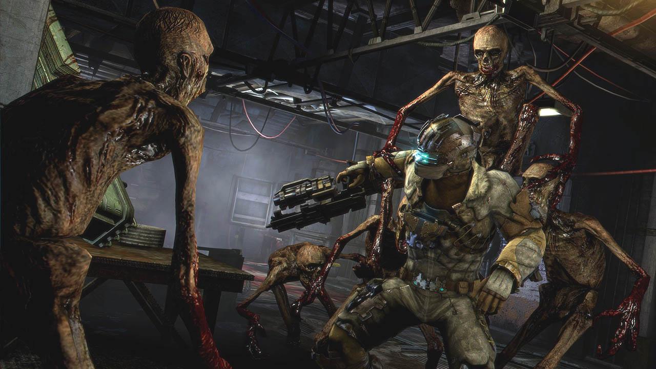 Godmode - Dead Space 3