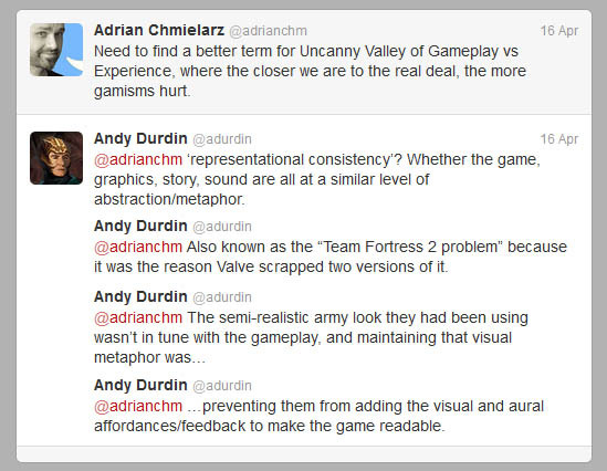 Andy Durdin quote