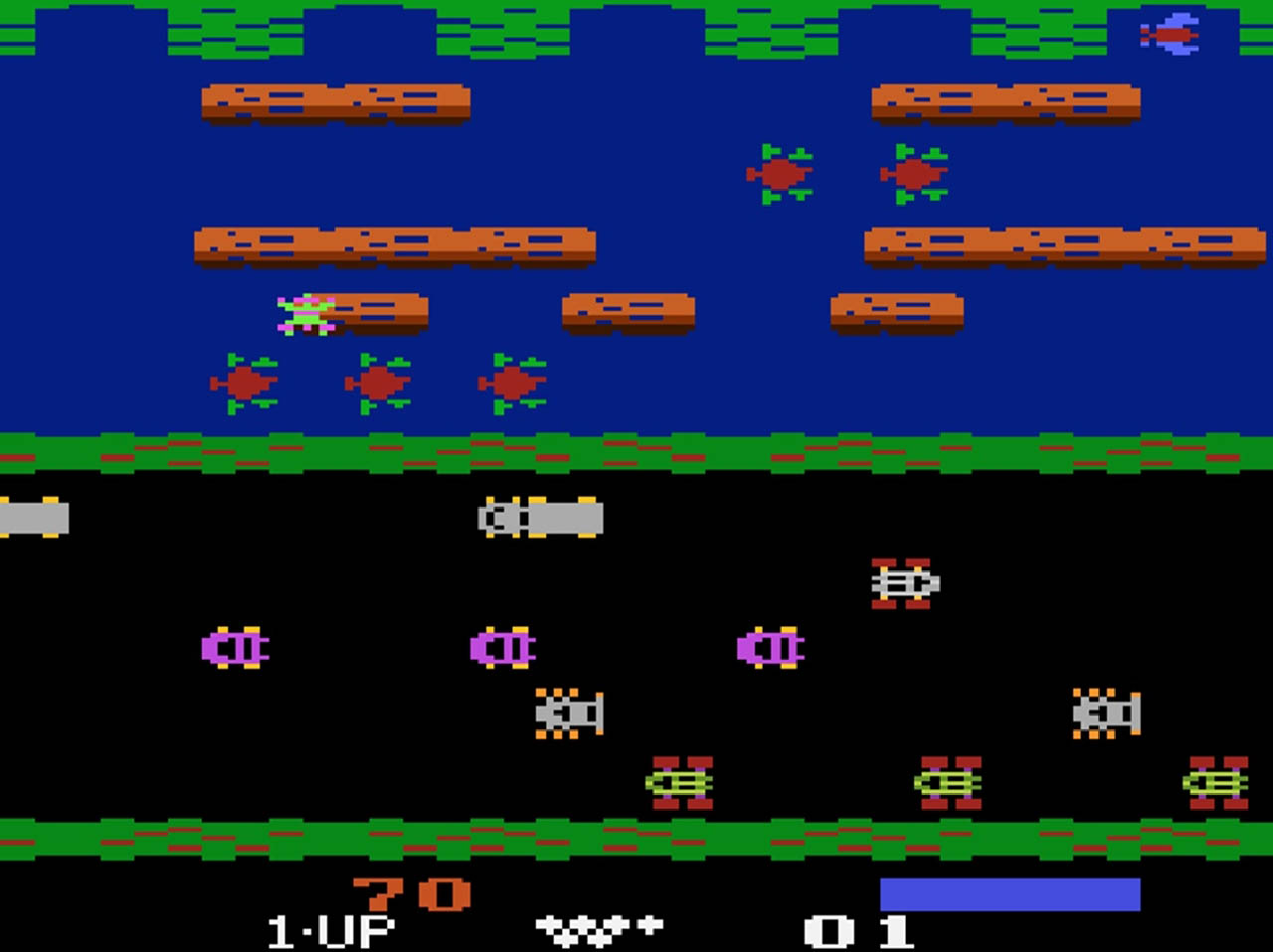 Empathy in Game Design - Frogger