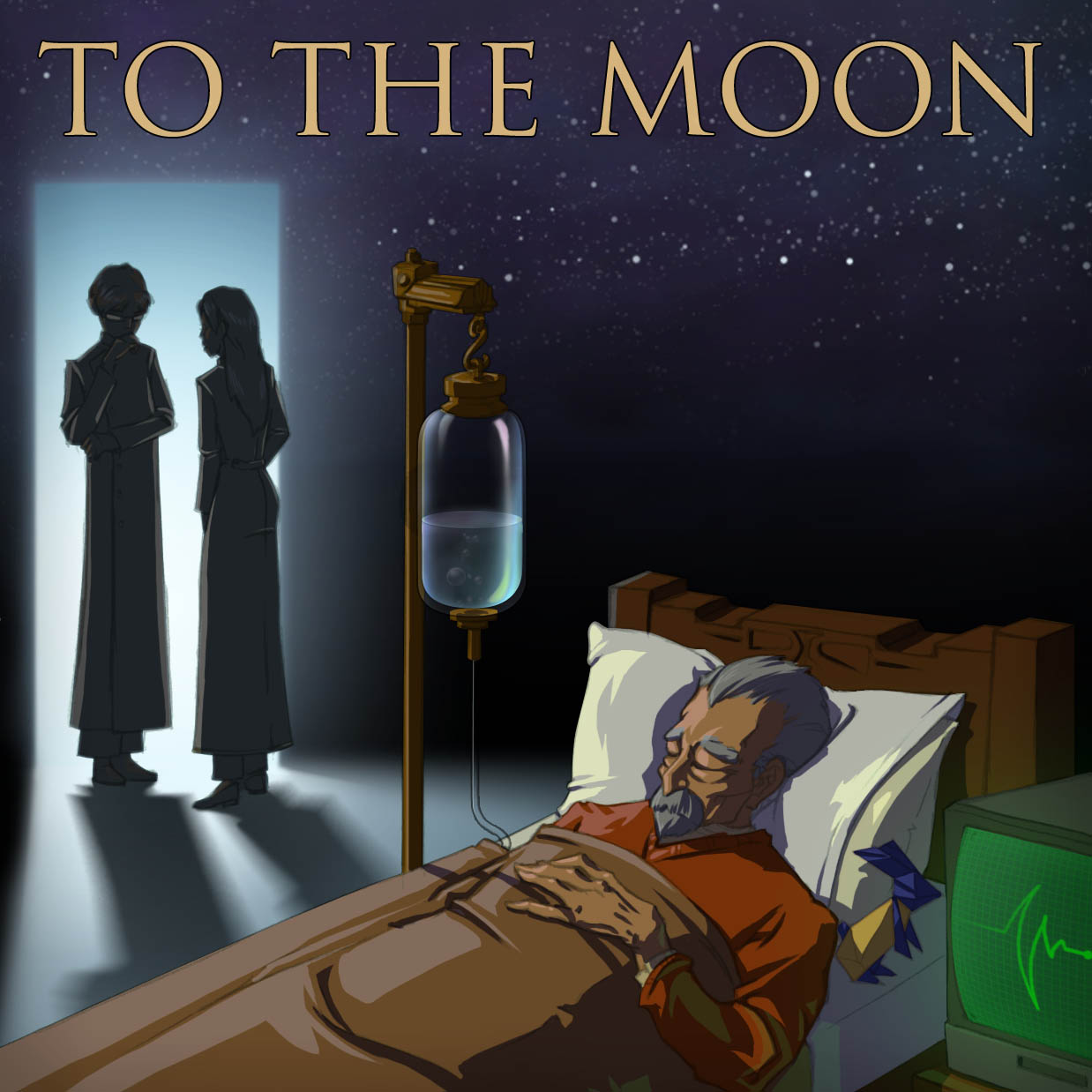 Empathy in Game Design - To the Moon