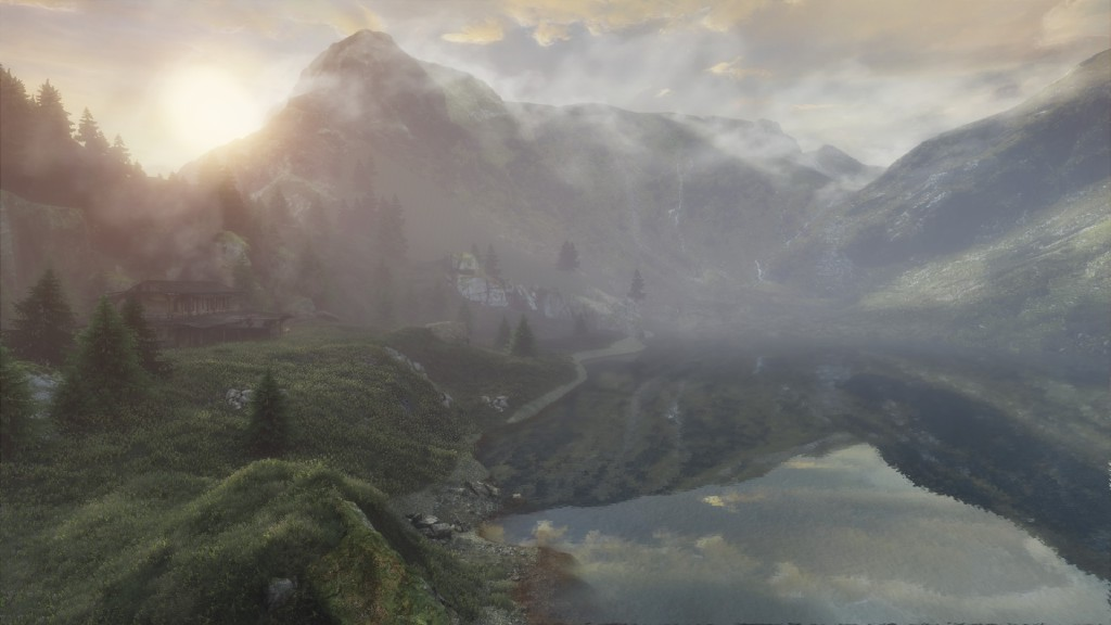 The Vanishing of Ethan Carter Ending