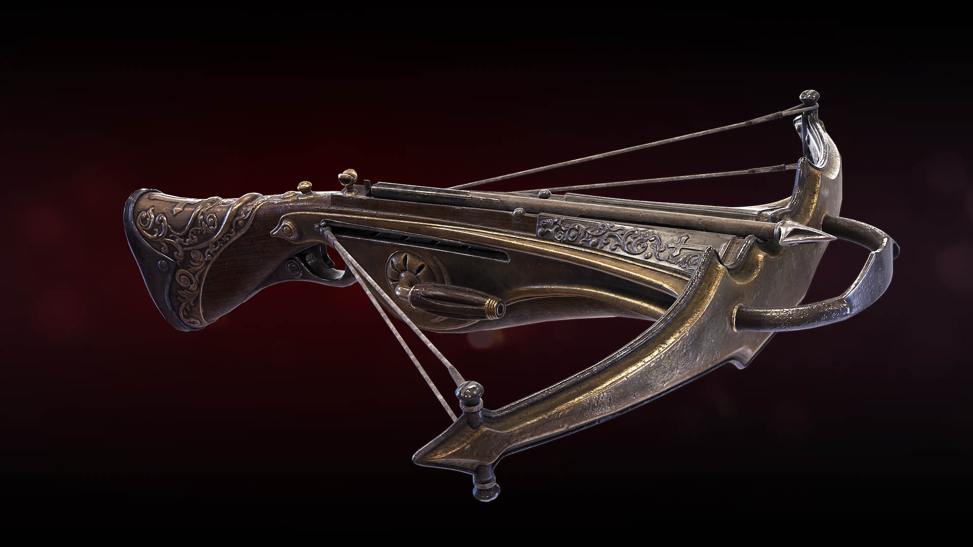 Witchfire Crossbow